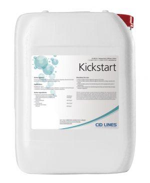 Kickstart 10L                             (Cid Lines)